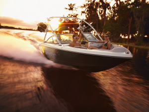 Martinez Lake Boating