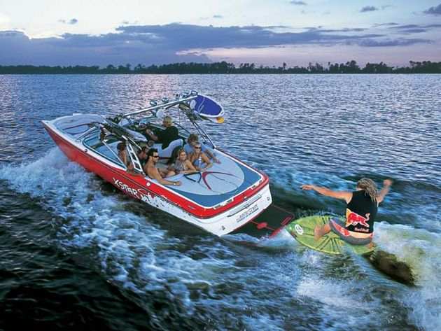 Lake Arrowhead California Jet Ski Boats