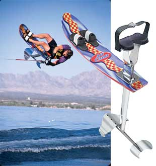 Sky Ski & Air Chair
